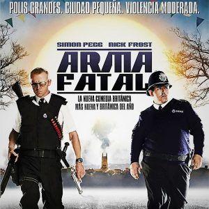 Arma Fatal - Filmfilicos Blog de cine