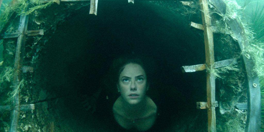 Infierno bajo el agua (Crawl)
