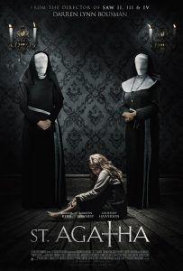 Poster el convento (2018), filmfilicos blog de cine.