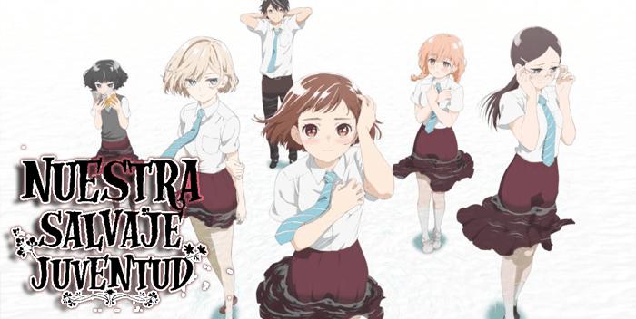 Araburu Kisetsu no Otome-domo yo | Serie anime