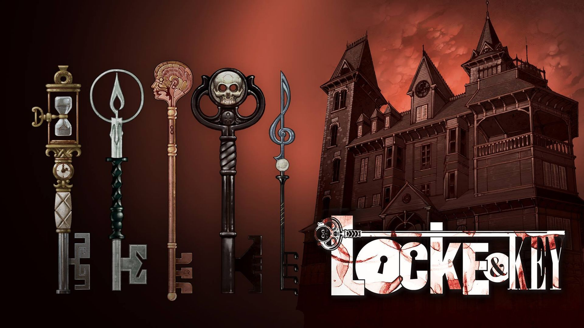 Halloween Locke And Key