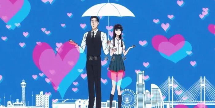 Después de la lluvia   Anime