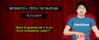 Estrenos (18/10/2019)