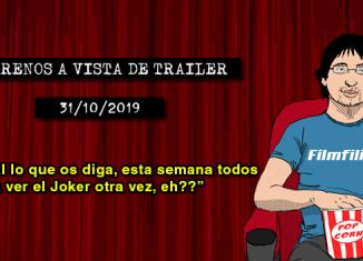 Estrenos de cine (31/10/2019)