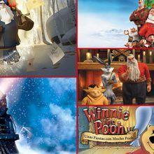 5 opciones para una navidad animada