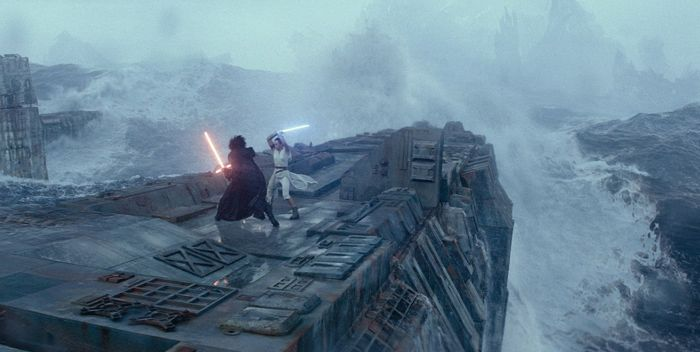 Star Wars IX El ascenso de Skywalker