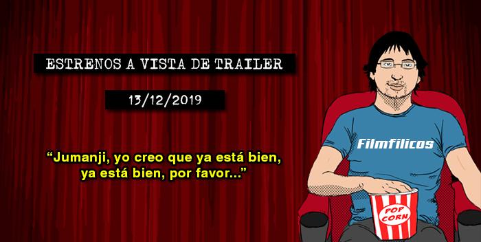 Estrenos de cine (13/12/2019)