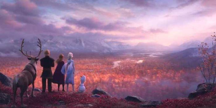 Frozen II - Filmfilicos, blog de cine