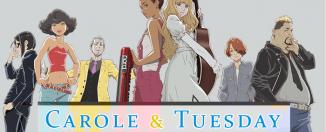 Carole & Tuesday | Serie anime