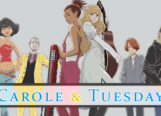 Carole & Tuesday | Serie anime