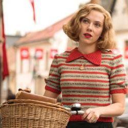Scarlett Johansson en Jojo Rabbit