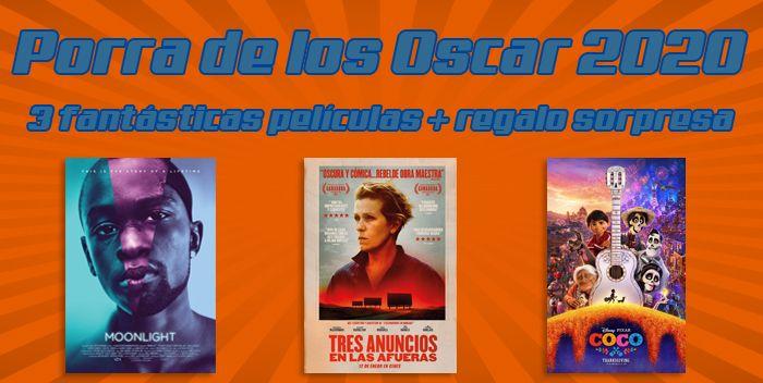 Porra de los Oscars 2020   Filmfilicos blog de cine