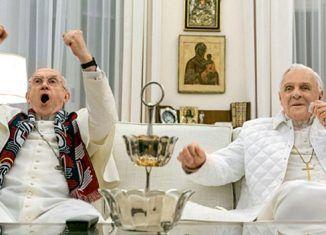 Crítica de la película Los Dos papas