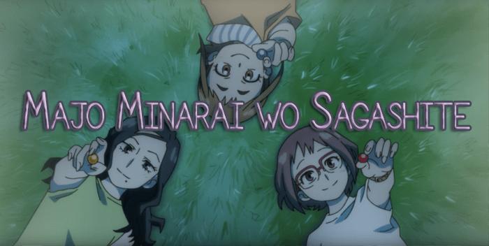 Majo Minarai wo Sagashite