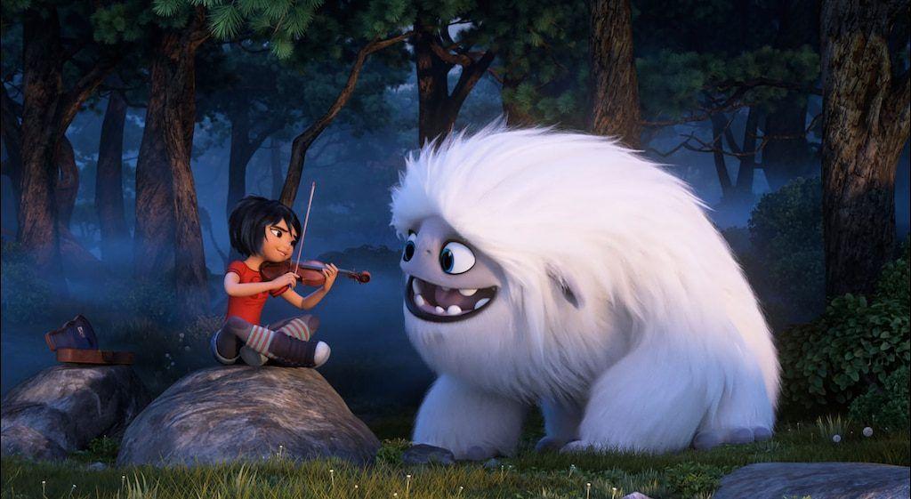 Abominable película 2019, Filmfilicos blog de cine