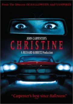 Poster Christine 1983, filmfilicos blog de cine
