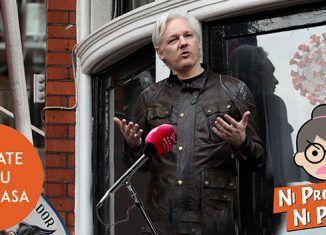 Ni programa ni programo - Quédate en tu puta casa, como Julian