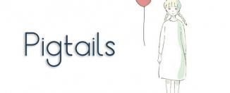Cortometraje de anime japonés: Pigtails