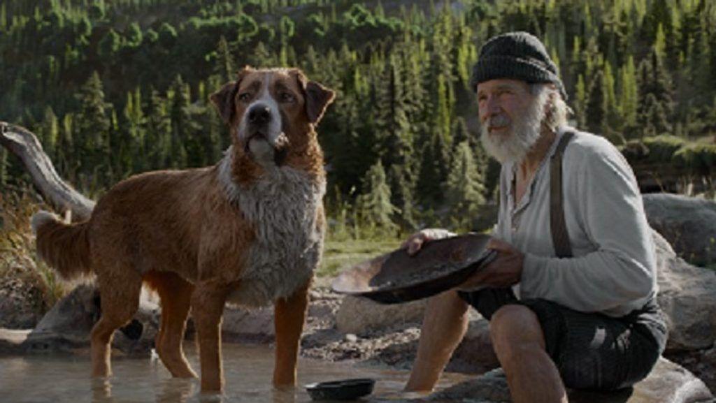 La llamada de lo salvaje (2020) - Harrison Ford - Filmfilicos blog de cine.
