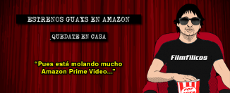 5 estrenos guays en Amazon Prime Video