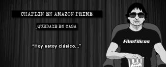 Charles Chaplin en Amazon Prime Video