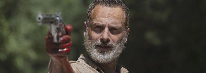 Todo son risas hasta que Rick saca la cacharra