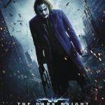 Póster película El caballero oscuro 2008