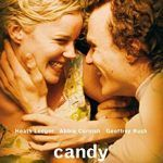 Póster película Candy 2006