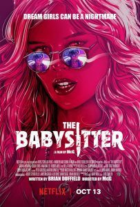 The Babysitter - Filmfilicos Blog de cine