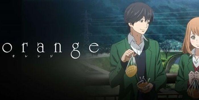 Orange   Serie anime