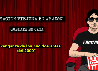Series de los 80-90 en Amazon Prime Video