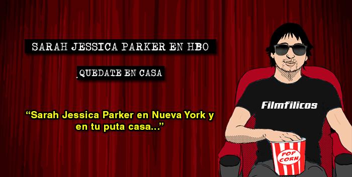 Sarah Jessica Parker en HBO