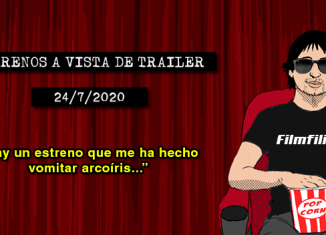 Estrenos de cine (24/7/2020)