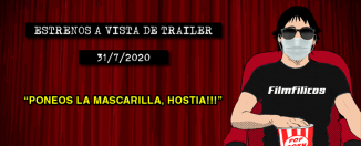 Estrenos de cine (31/7/2020)