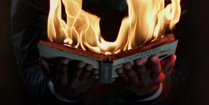Crítica de la película Fahrenheit 451 (2018)