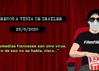 Estrenos de cine (28/8/2020)