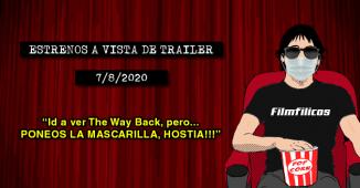 Estrenos de cine (7/8/2020)
