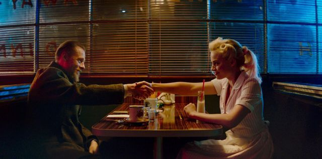 Terminal protagonizada por Margot Robbie
