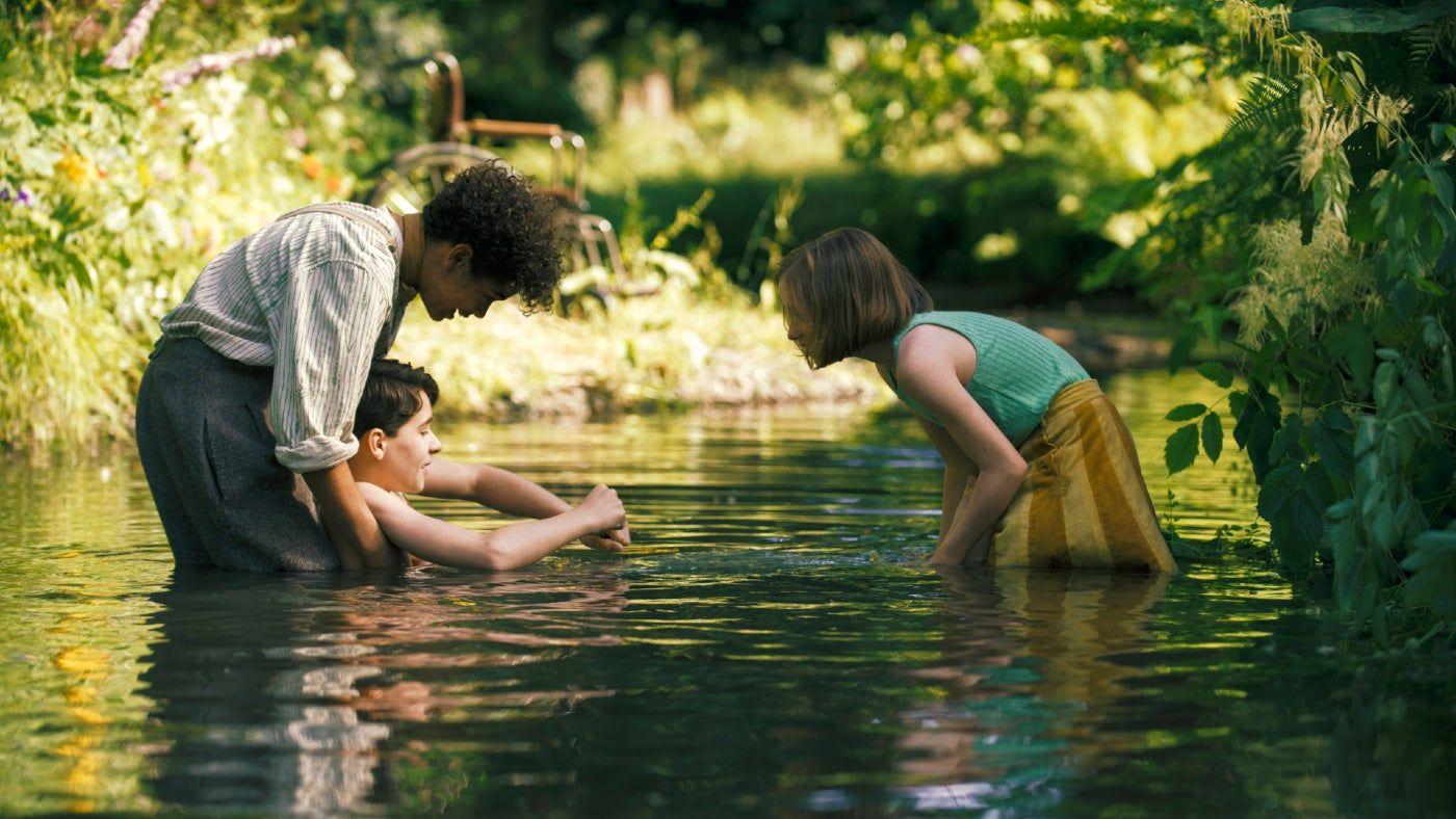 El jardín secreto, película 2020. Adaptación-fantasía