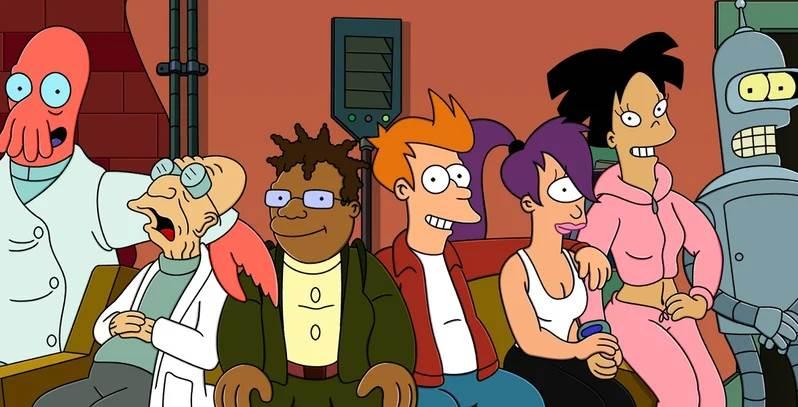 Futurama ¿La mejor serie de animación?