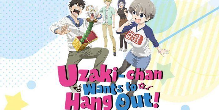 Uzaki-chan wa Asobitai! - Reseña del anime
