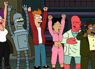 Futurama. Quinta temporada es el regreso de la serie tras su cancelación