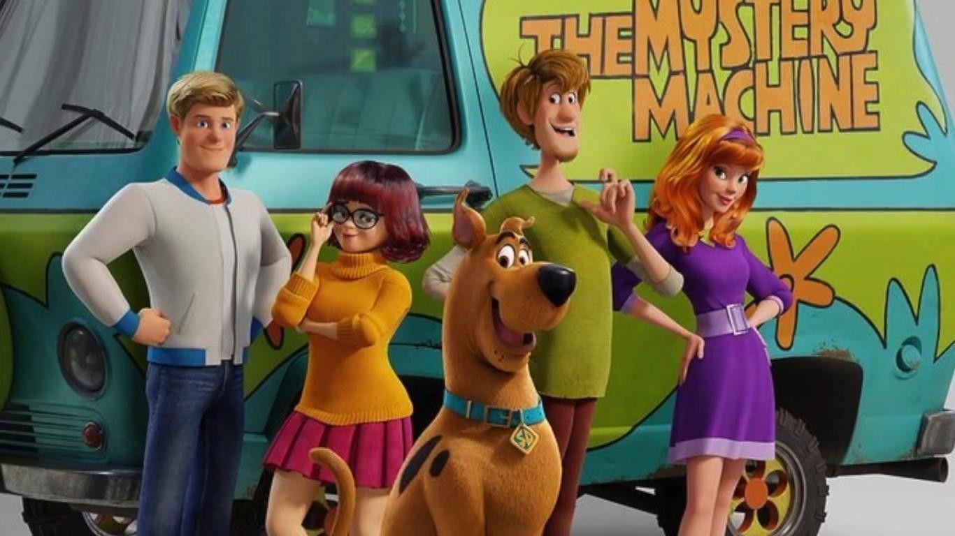 Mystery Inc. Scooby 2020, filmfilicos blog de cine.