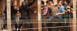 Antidisturbios - Reseña de la serie