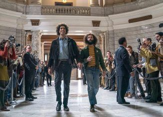 El juicio de los 7 de Chicago | Crítica de la película