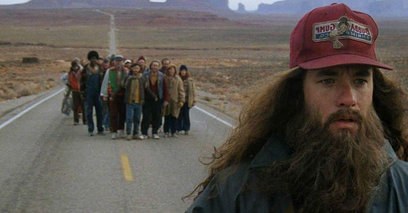 Forrest Gump, una de las mejores películas
