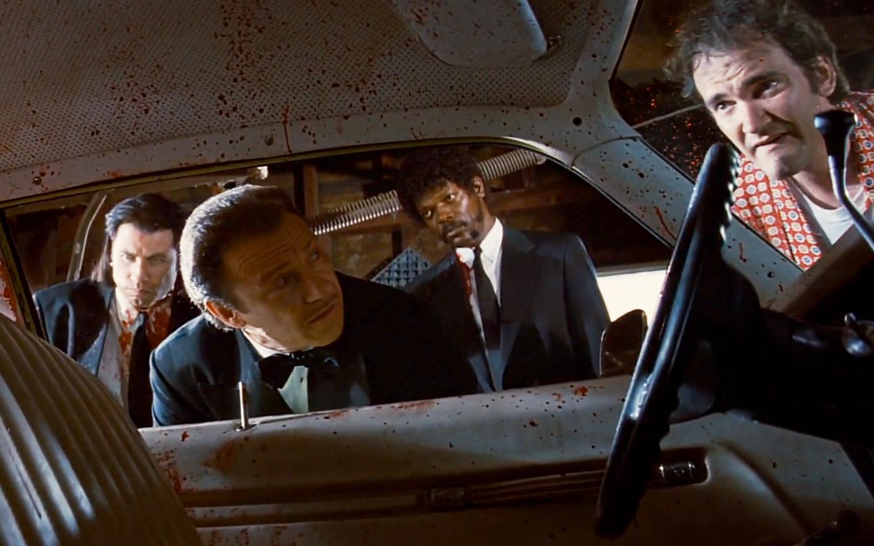 Señor Lobo - Pulp Fiction