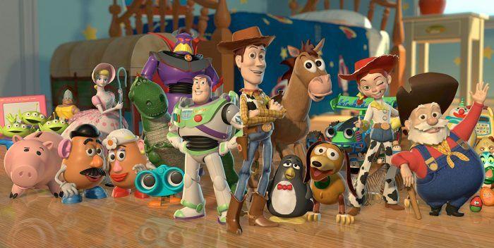Toy Story (1995) - Reseña de la película
