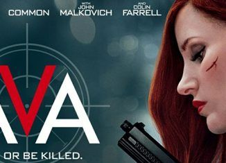 Ava : Chastain como nunca la habíamos visto
