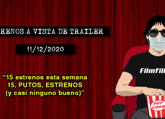 Estrenos de cine (11/12/2020)